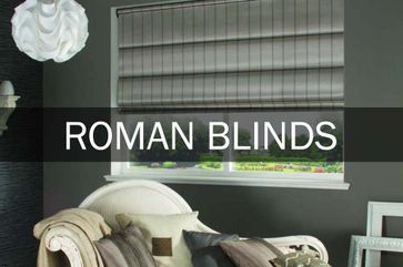 Roman Blinds West Yorkshire