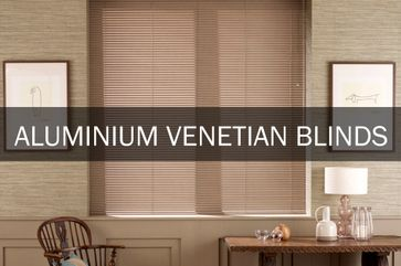 Aluminium Venetian Blinds West Yorkshire