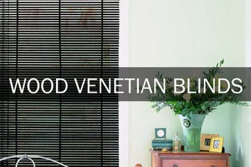 Wooden Venetian Blinds West Yorkshire