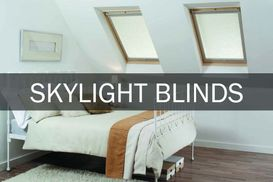 Skylight Blinds Scarborough