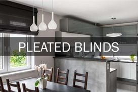 Pleated Blinds Doncaster
