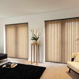 full vertical blinds