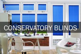 Conservatory Blinds Scarborough
