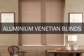 Aluminium Venetian Blinds Scarborough